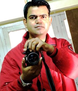 Arun Kr. Dubey Travel Blogger