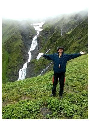 Uday Menon Travel Blogger