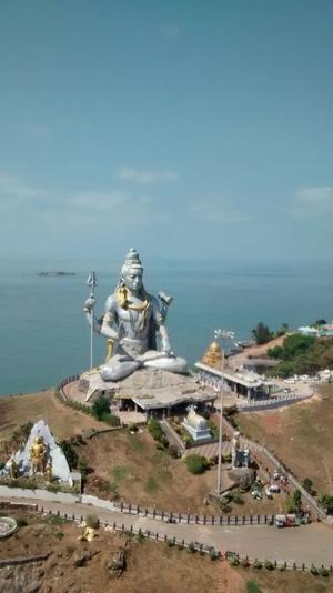 Forget Gokarna, visit Murdeshwar this holiday season