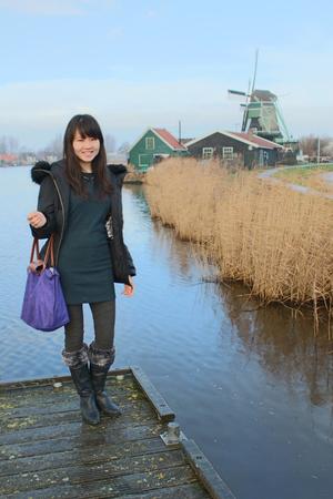 HALF-DAY TRIP FROM AMSTERDAM: ZAANSE SCHANS