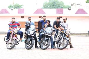 Challenging ride to Mandu