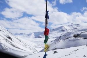 Travel to the Highest Motorable road in the World- Ladakh ( a road of 11 dangerous passes)