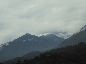 My unsatisfied behaviour send me to Dharamshala
