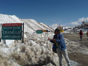 One way ticket to Leh!!