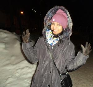 Oshin Kanathe Travel Blogger