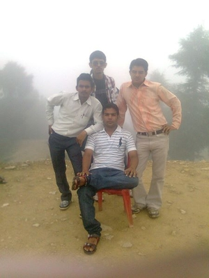 shimla with friends