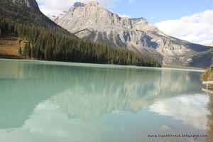 Jaunt in the Canadian Rockies : Banff National Park