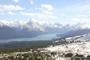 Jaunt in the Canadian Rockies : Jasper National Park