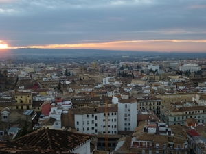 Traversing Andalusia (Sevilla, Malaga, Granada)