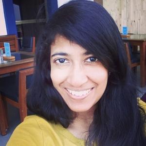 Martina Pinto Travel Blogger
