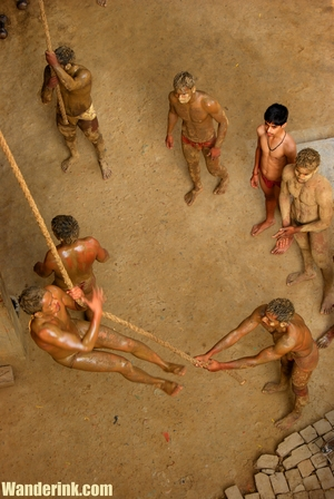 Warriors of Varanasi