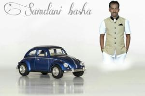Samdani Basha Travel Blogger