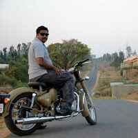 raksha murthy Travel Blogger