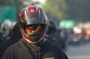 Banda Motociclista Travel Blogger