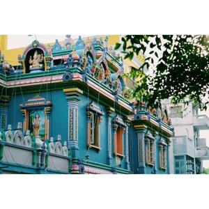 French colony- Pondicherry