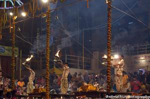 Deep Diwali in Benaras