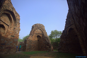 A visit to Mehrauli Archaeological Park