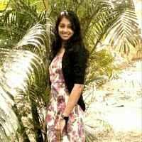 Anupa Anil Travel Blogger