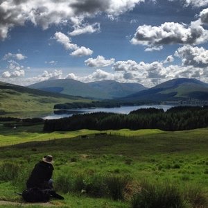 Land of the BnB's, Lochs and Nessi!