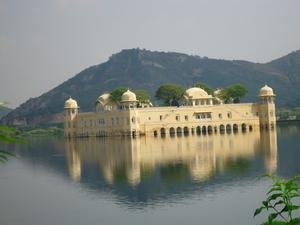 Delhi and Jaipur :)