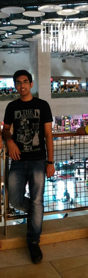 Chirrag Nangia Travel Blogger