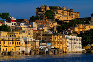 Golden triangle with Udaipur 08 Nights / 10 days