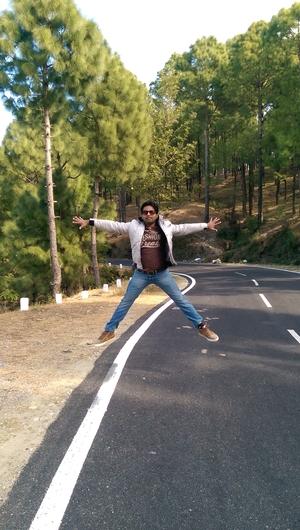 Manish Sharma Travel Blogger