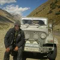Kaushik Biswas Travel Blogger