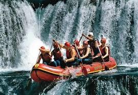 Rivar Rafting In Rishikesh