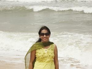 Shalini Shivaram Travel Blogger