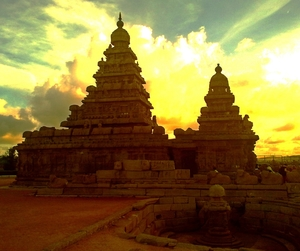 Mamallapuram- The Monumental Heritage