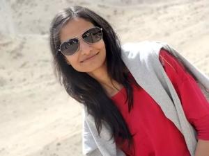 Meghna Sahney Travel Blogger