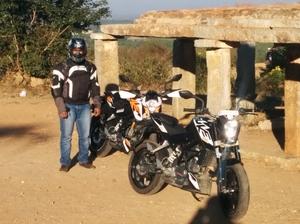 Ajay Jagdish Travel Blogger