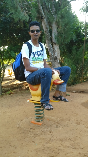 Madhankumar  Travel Blogger
