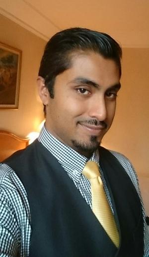 Ashwin Menon Travel Blogger