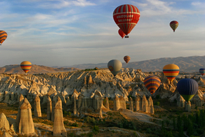 Holidays In Turkey: Of Balloon-Filled Skies And Artistic Treasures
