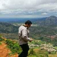 Bharat Galagali Travel Blogger