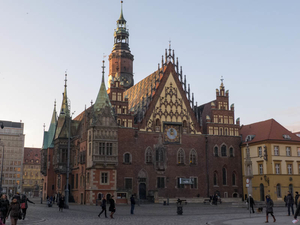 Poland visited again and again – Wrocław