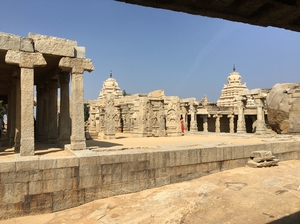 A day trip to Lepakshi from Bangalore - History & Heritage
