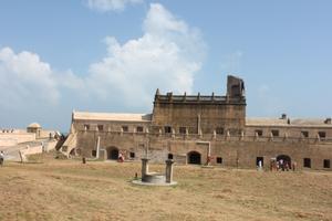 Tranquility at Tranquebar (Tharangambadi)