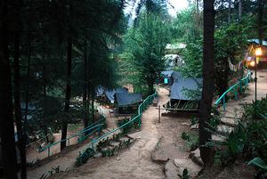 Camp BodhiSatva ( Himachal Pradesh)