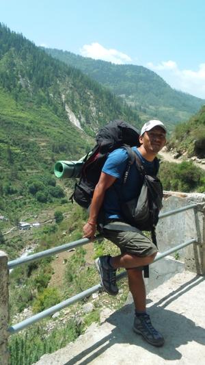 Sandeep Rawat Travel Blogger
