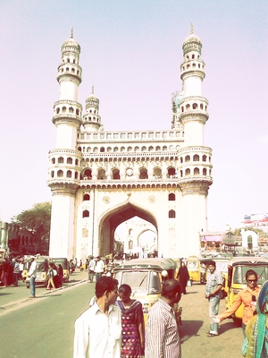 Charminar - The Icon of Hyderabad