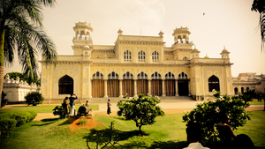 Chowmahalla Palace - Royalty of Hyderabad