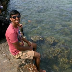 Punith Shankar Travel Blogger