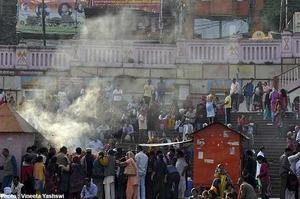 One day in Haridwar