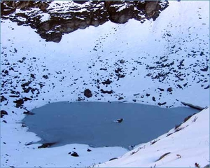 Trek To Roopkund - [1st to 8th June 2014]