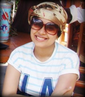 Riya Mukherjee Travel Blogger
