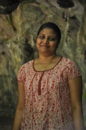 Priyadarshini Thalapathy Travel Blogger