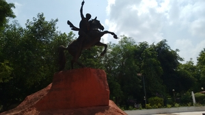Gwalior – Where Rani Lakshmi Bai was betrayed by the Scindias